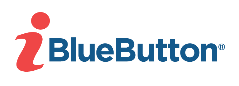 Logotipo de iBlue Button